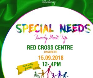 Dagoretti Special Needs Family Meet up.
